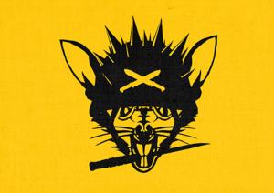 Desert Rats Flag