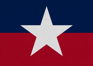 Razor Edge Games Epocylipse The AfterFall Texas Star blue red white star flag faction flag factions